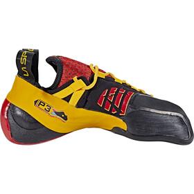 La Sportiva Genius Climbing Shoes red/yellow